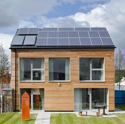 Passive House Self Build Cornwall