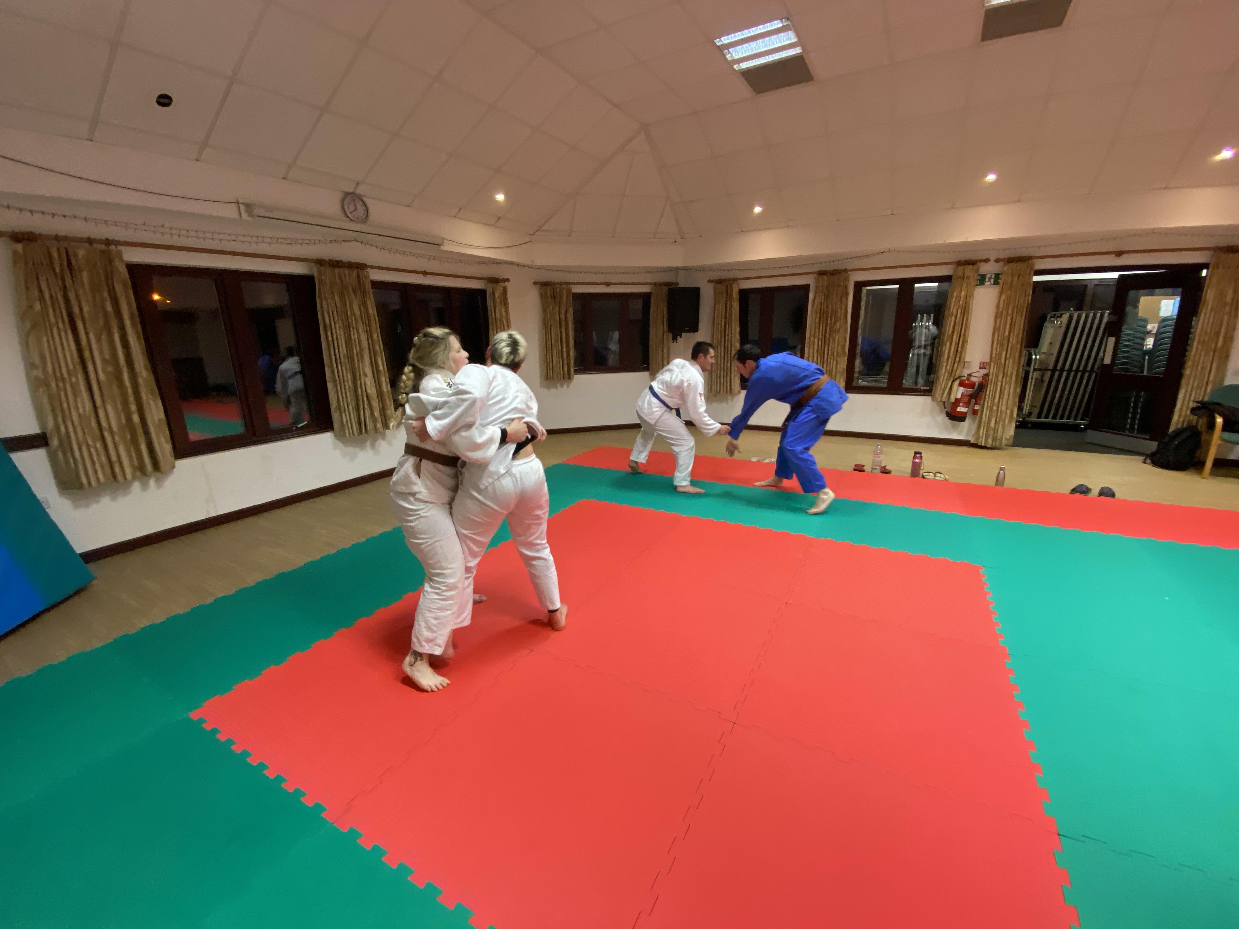 Judo Women Woking Class - Fighting Fitness Judo