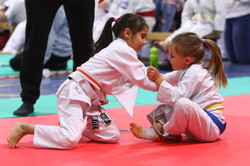 Judo Ne Waza - Fighting Fitness Judo Competition