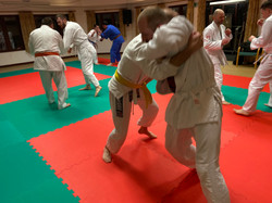 Adult Martial Arts Class Woking - Fighting Fitness Judo
