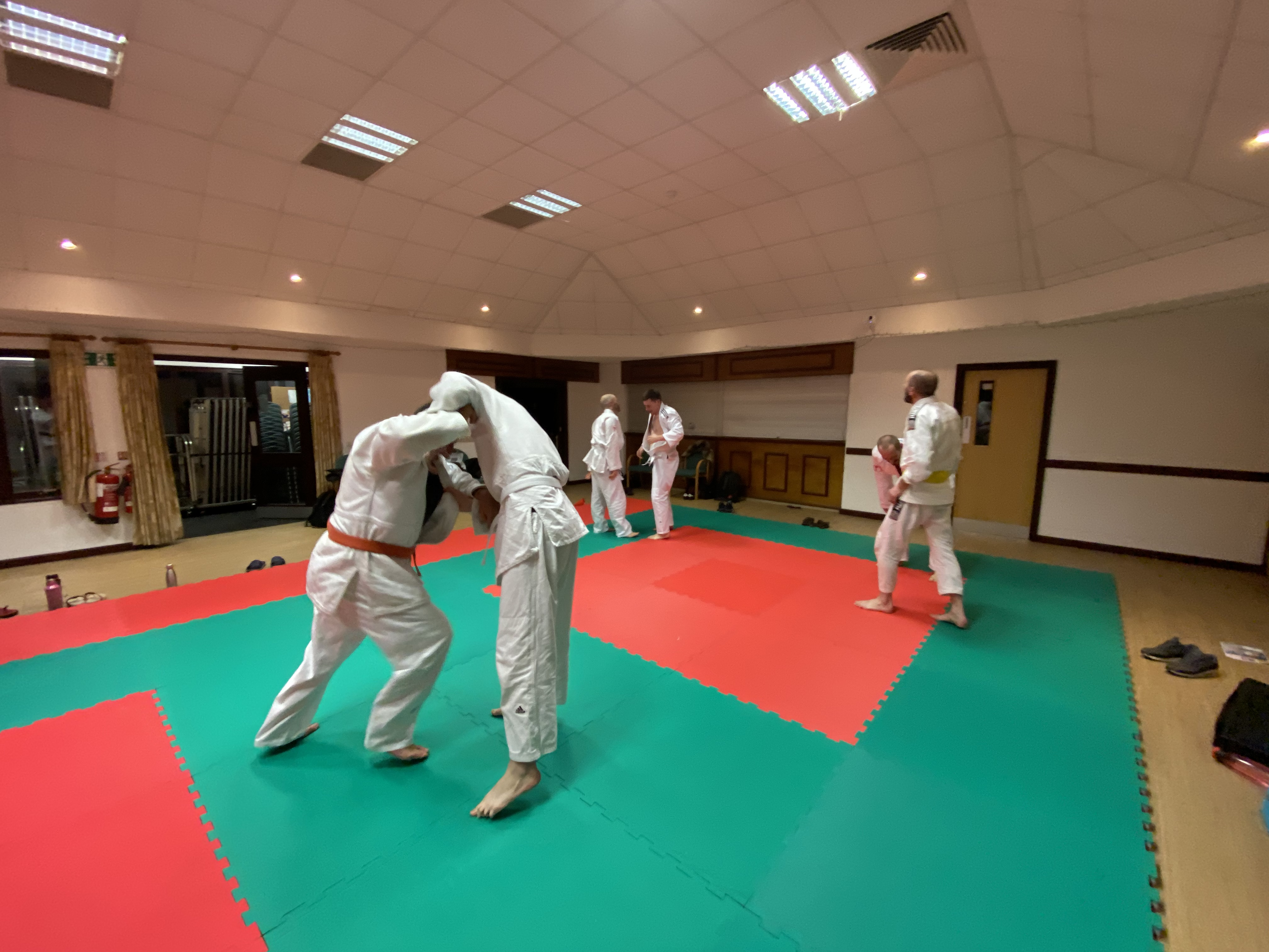 Adult Judo Classes Woking - Fighting Fitness Judo