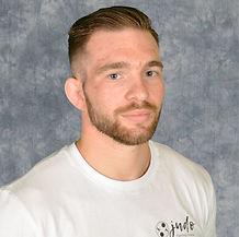 James Martin Fighting Fitness Judo Coach