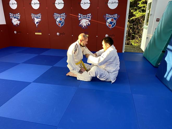 Adult Judo Class Fighting Fitness Judo Woking.HEIC
