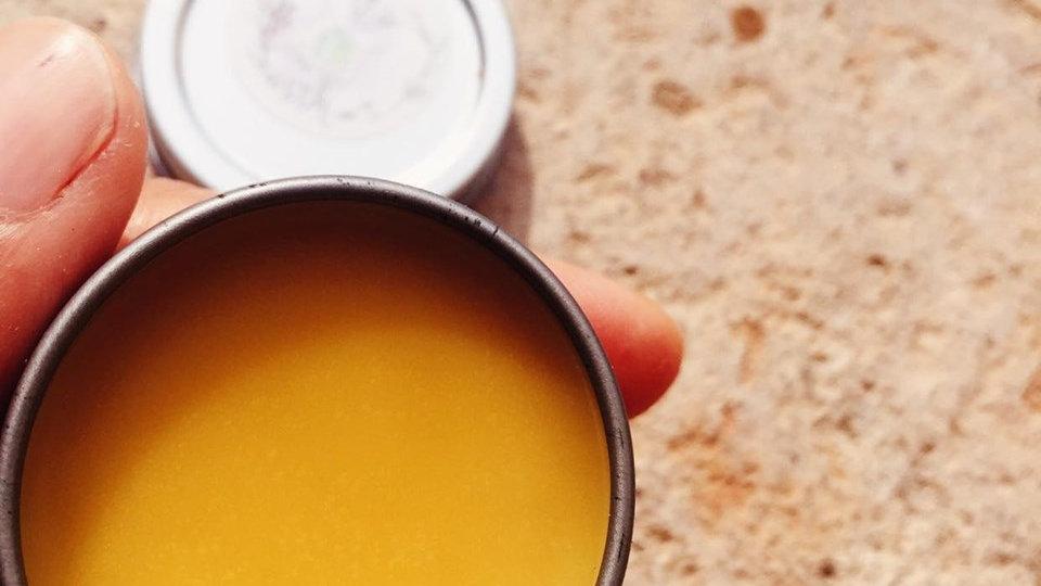SOLID SCENT lip balm