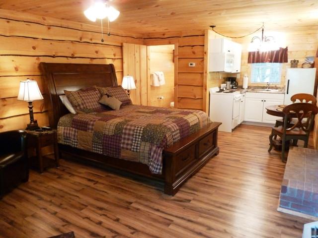Inside Separate Cabin