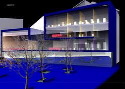 Concours La maison des Architectes
