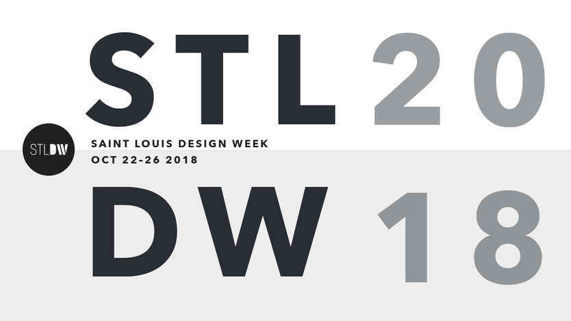 We're co-hosting an event with STL Design Week