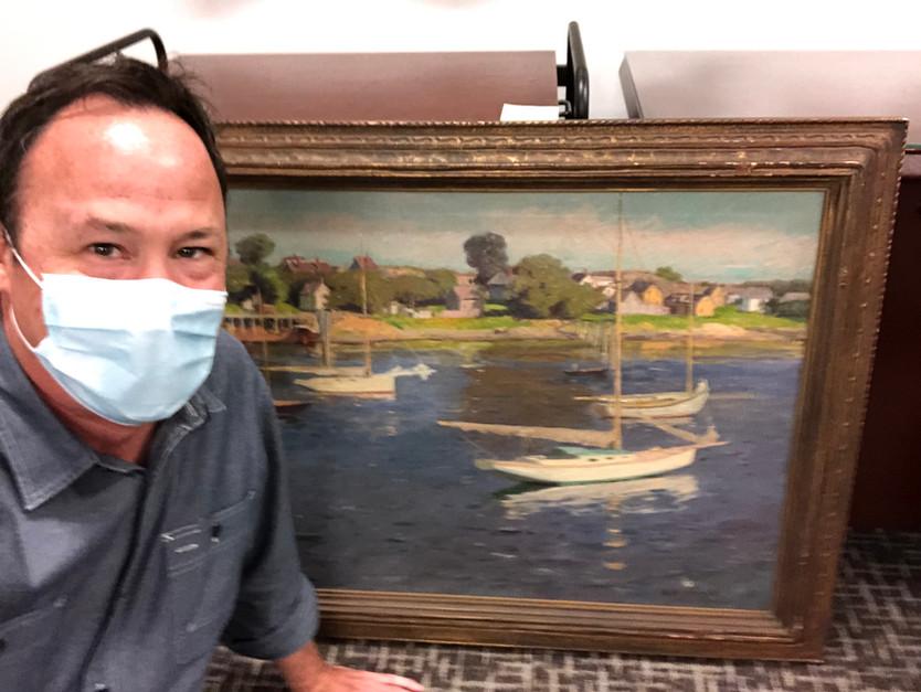 Lost & Found: Frank Duveneck devotee goes on an art quest