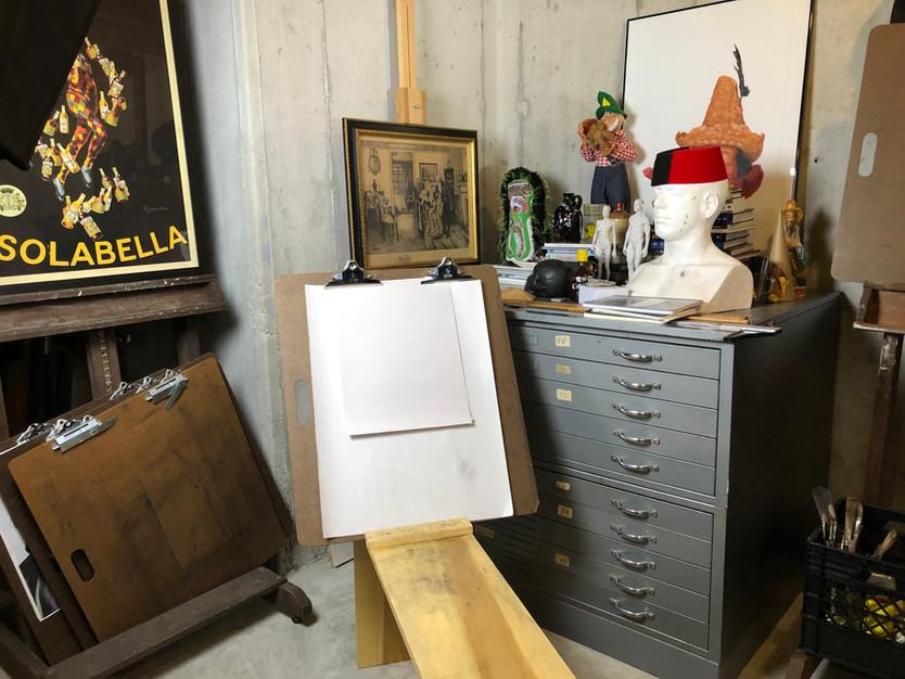 Drawn Studio, The Bunker