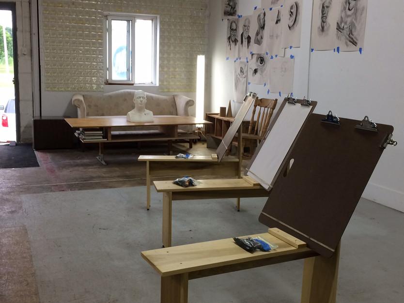 New Studio in Valley Park