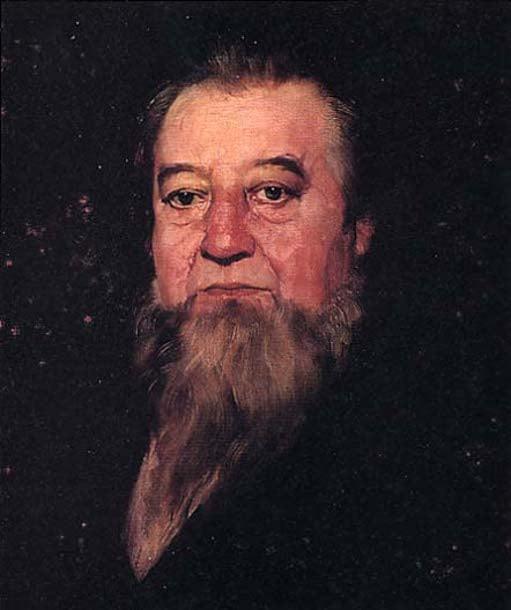 Squire Duveneck Painting Located