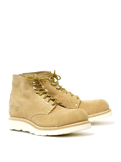 Mayura Suede Worker Boots Vibram