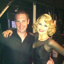 With Christy Brinkley On Chicago