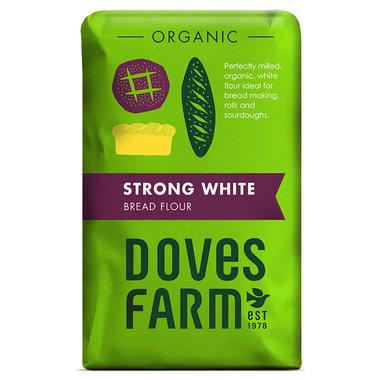 Strong White Bread Flour - Organic