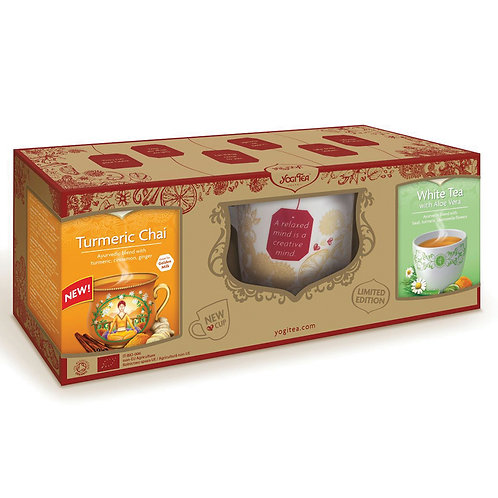 Yogi Tea Cup Gift Pack