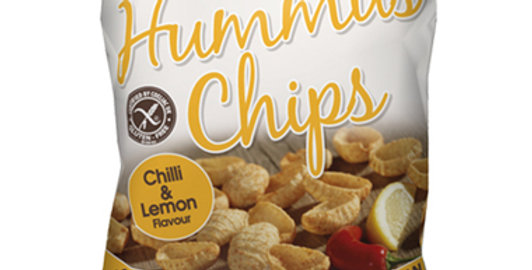 Hummus Chips - Chilli & Lemon
