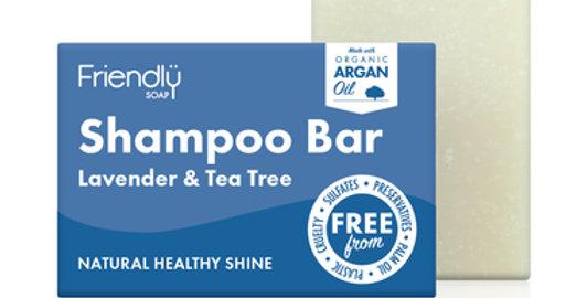Shampoo Bar- Lavender & Tea Tree