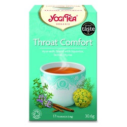 Throat Comfort Yogi Tea