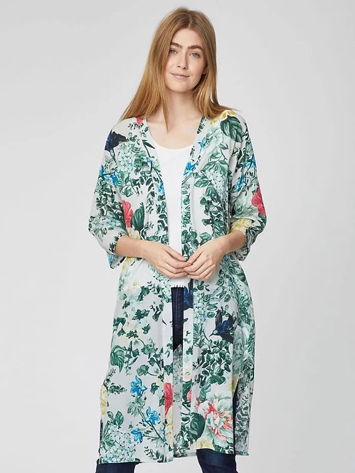 Emily-Mary Summer Organic Cotton Duster Coat