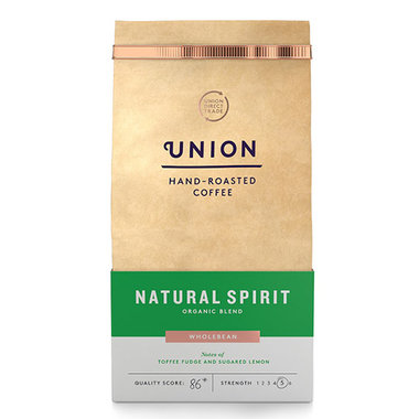 Union Hand-Roasted Coffee - Wholebean