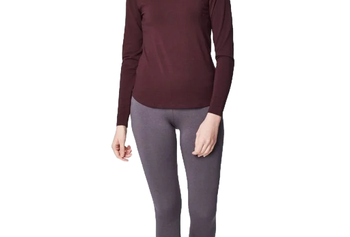 Thought Long Sleeve Bamboo Top