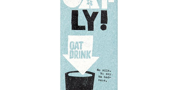 Oat Drink Plus (with added calcium)