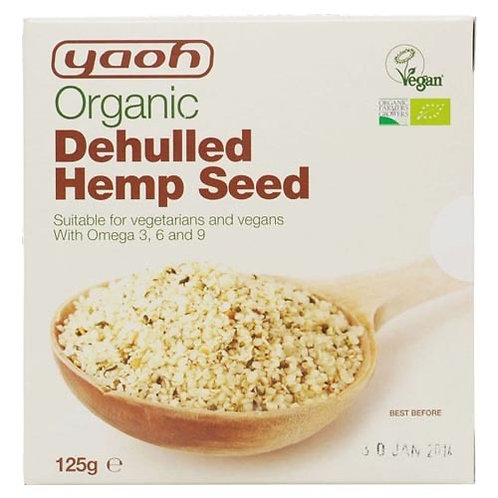 Yaoh Dehulled Hemp Seed