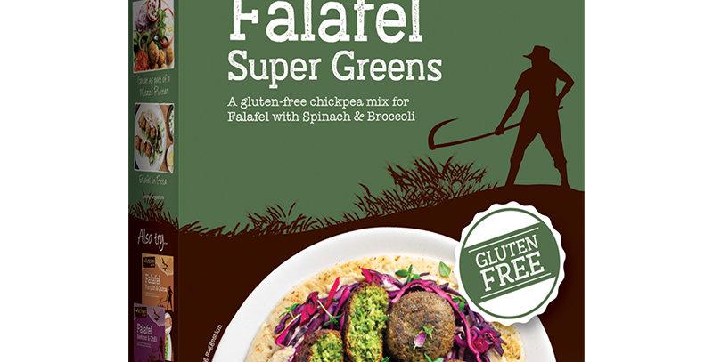 Falafel Super Greens
