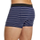 Thumbnail: 3 Pack Stripe Bamboo Boxer Briefs Gift Box