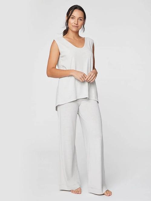 Agnes Organic Cotton Hemp Pyjamas Top