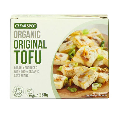 Clearspot organic Tofu