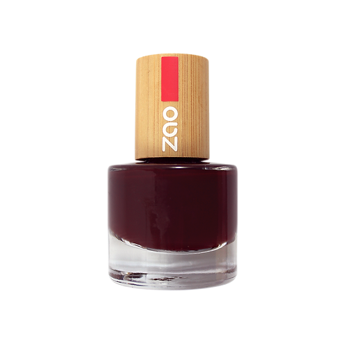 ZAO Organic and Vegan Nail Polish