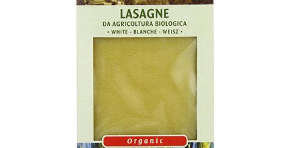 White Lasagne Semola - Organic