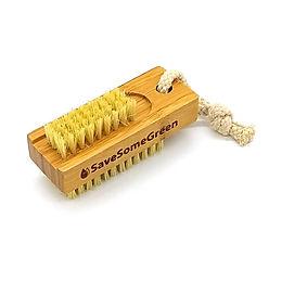 Bamboo Nail Brush