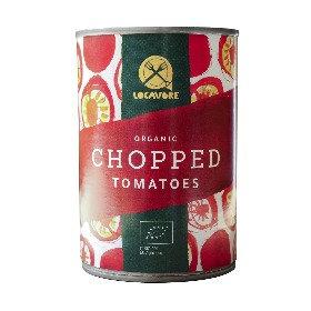 TOMATOES - CHOPPED - ORGANIC