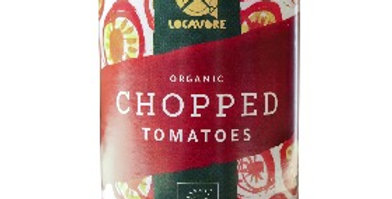 TOMATOES - CHOPPED - ORGANIC