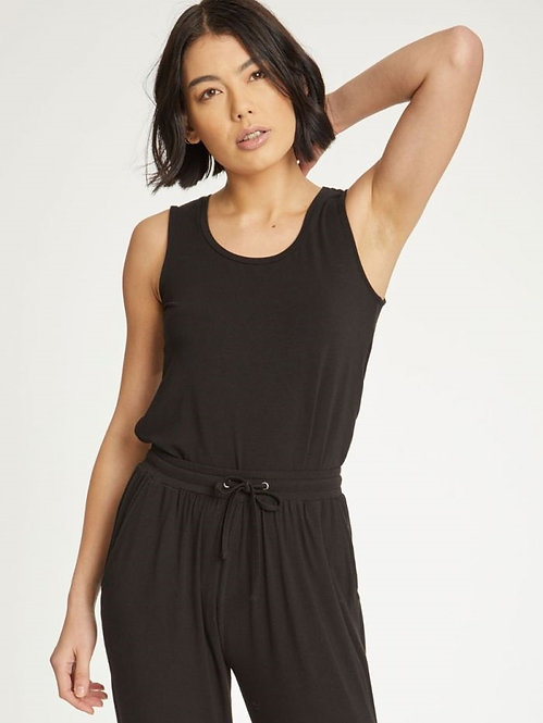 Bamboo Base Layer Jersey Vest Top