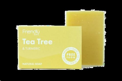 Hand Soap - Tea Tree and Turmeric
