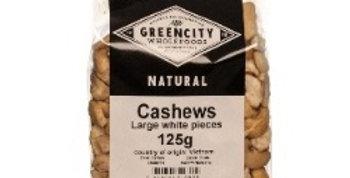 Cashews broken