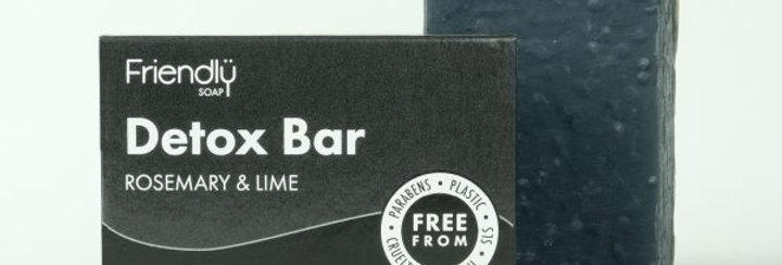 Facial Soap - Detox Bar