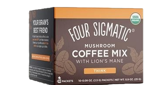Four Sigmatic Mushroom Coffee Mix