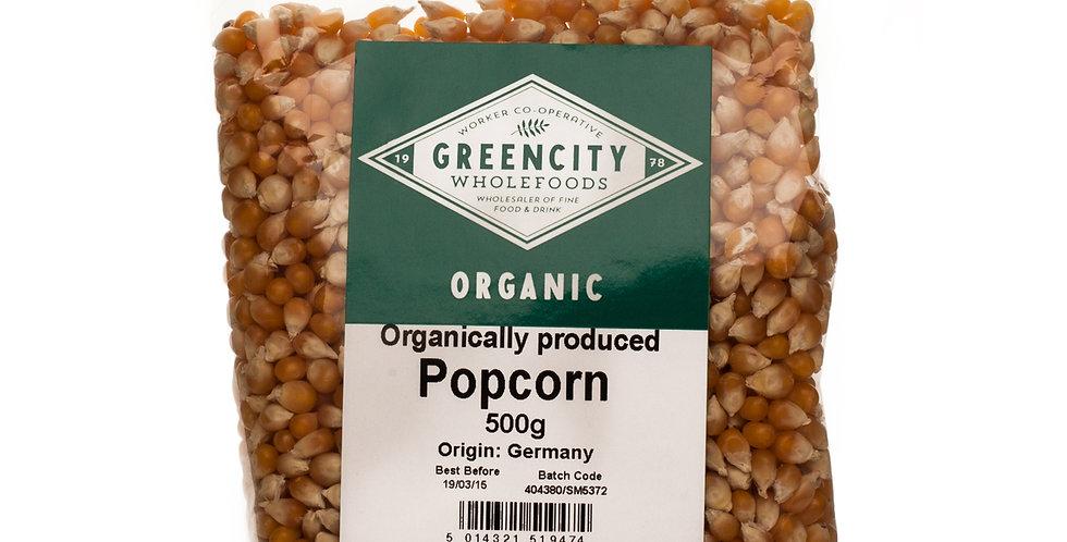 Popcorn (organic)