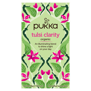 Tulsi Clarity Tea