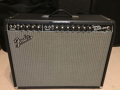 Fender Twin Reverb for Hire