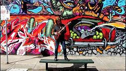 glennandrewsmith guitar st Kilda Street