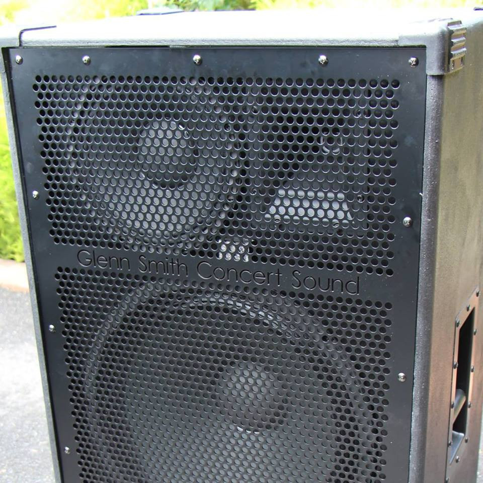 Hand Crafted Drum Monitor