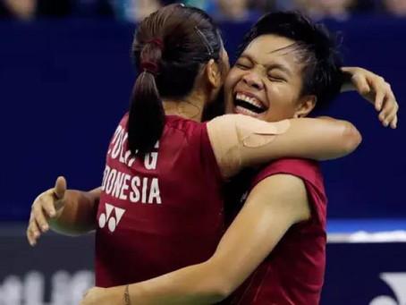 Cetak Sejarah, Pasangan Ganda Putri Indonesia Lolos Final Olimpiade