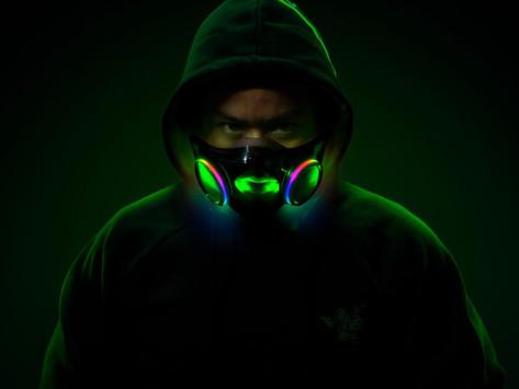 Razer Luncurkan Masker RGB 'Razer Zephyr' Versi Beta