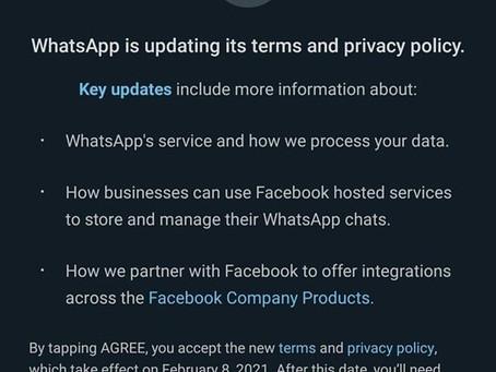 WhatsApp Tunda Pembaruan Kebijakan Privasi Setelah Dikritik Tentang Pembagian Data Dengan Facebook