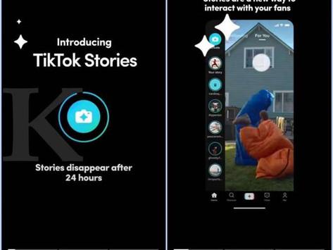 """TikTok Uji Coba Fitur 'TikTok Stories"""" Mirip Instagram"""